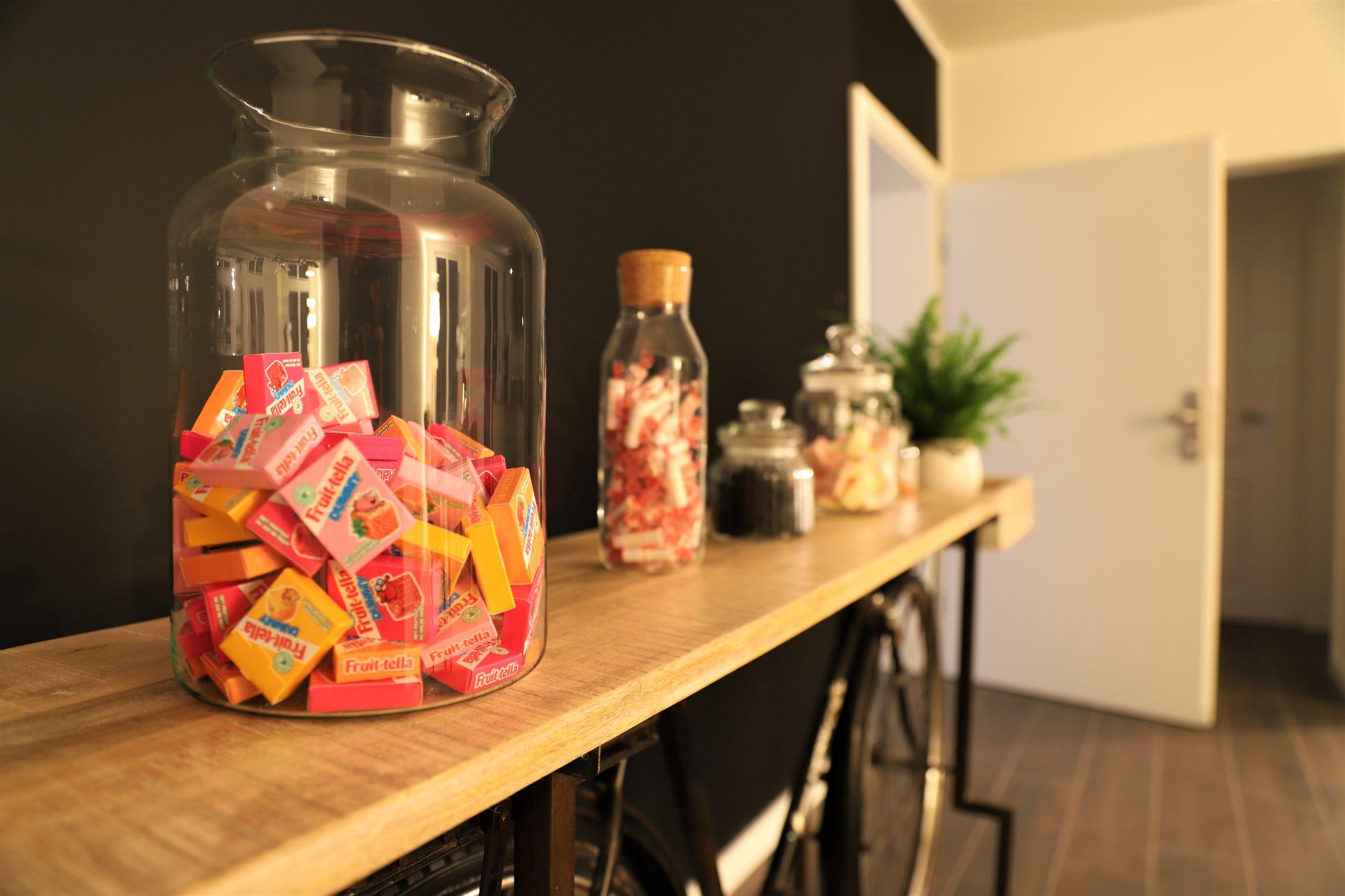 remibakker - musterhaus emsland candy bar